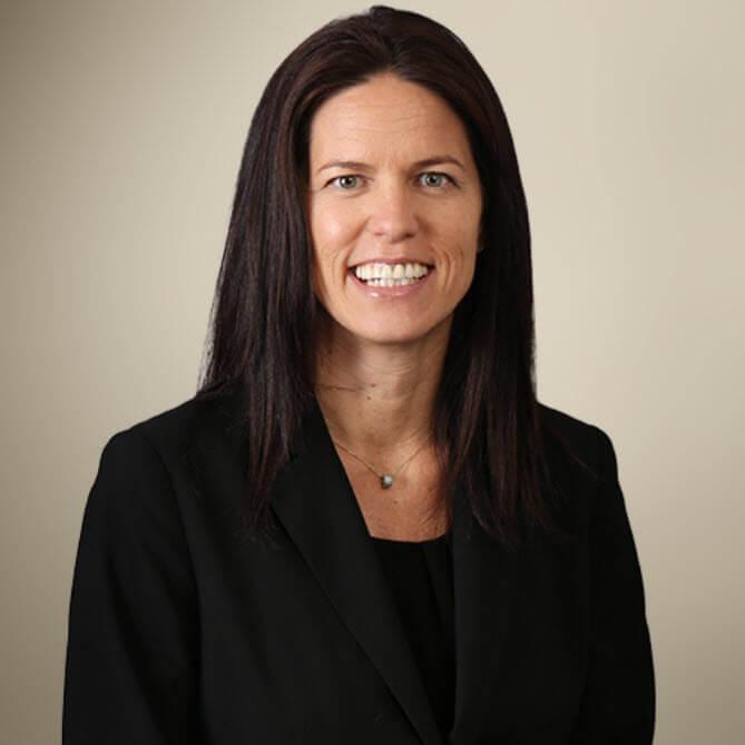 Senior Advisor Lesley Cannan